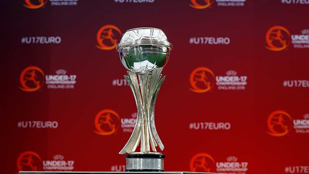 U17 Euro Championship England 2018: tickets available