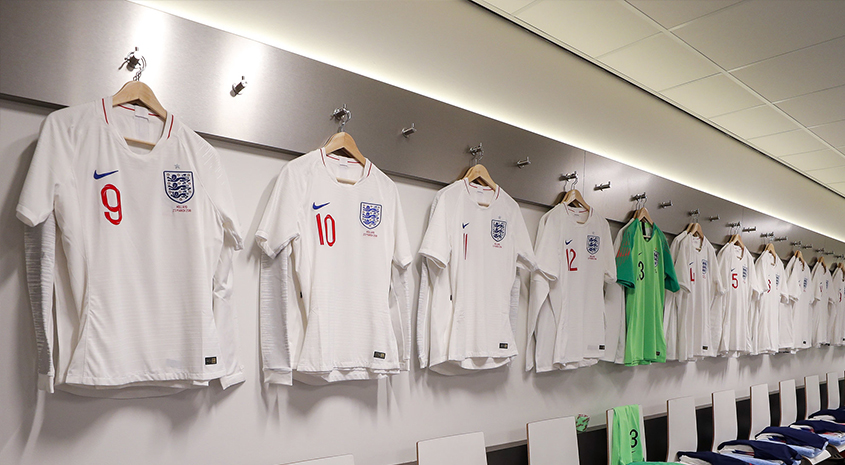 World Cup squad numbers announced shortly