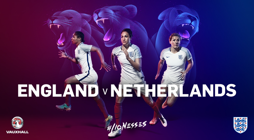 Lionesses: semi-final tickets available