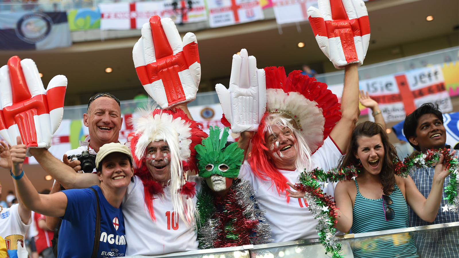 London England Supporters Club Euro 2016 travel and tourism