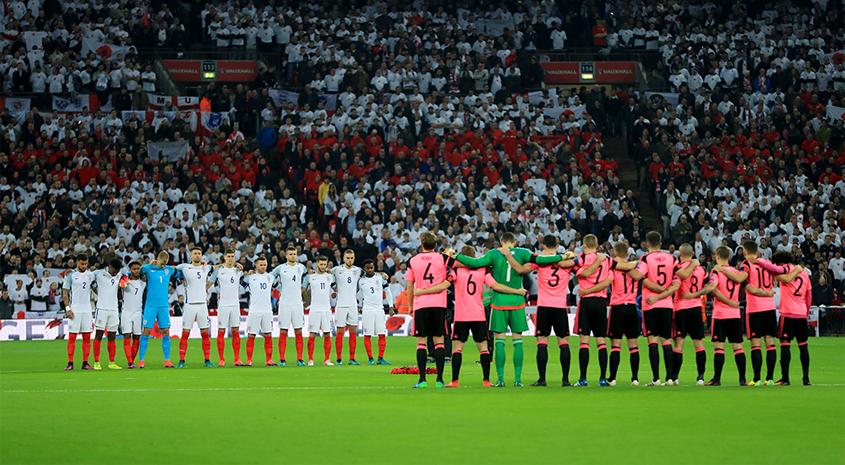 Germany v England update