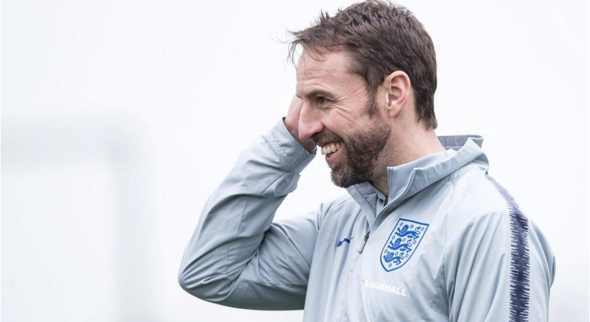 Gareth Southgate: letter to England fans