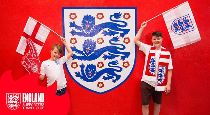 Spain v England registration now closed