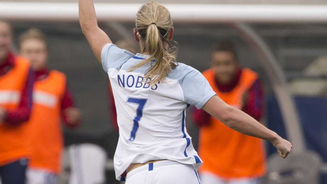 Jordan Nobbs named Women's Player of the Year