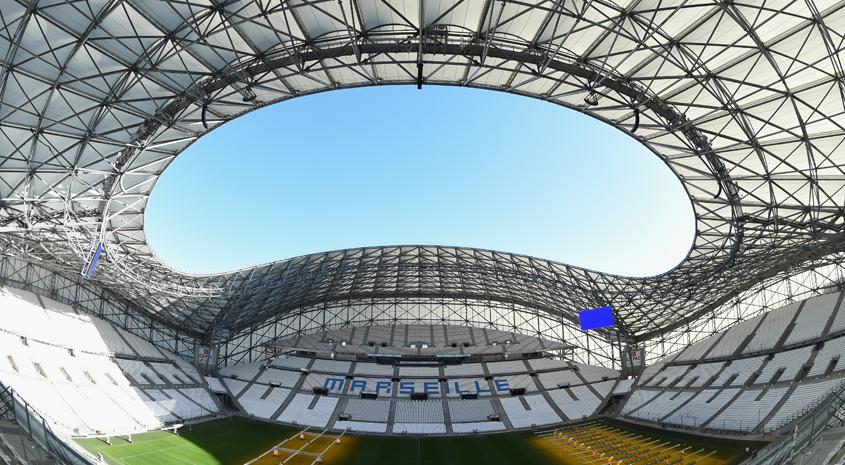 In focus marseille s stade velodrome news england for Porte 7 stade velodrome