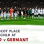 Win a Player Mascot place for Germany